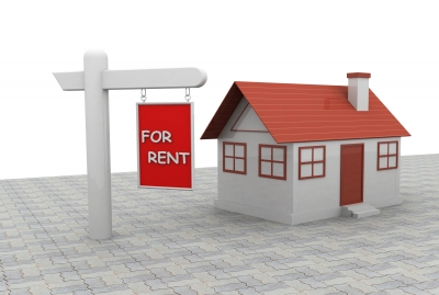 how to convert a mortgaged house into a rent buy