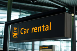 money saving tip car hire abroad