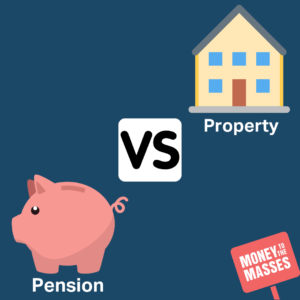 pension vs property