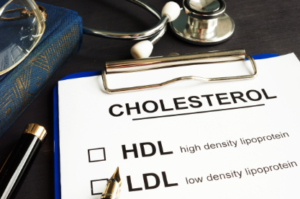 can i get life insurance with high cholesterol