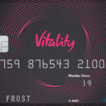 Vitality American Express credit card