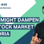 What might dampen stock market euphoria - Episode 46 of Damien's midweek markets