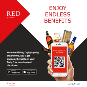 Red Dufry App
