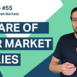 Beware of bear market rallies - Episode 55 of Damien's Midweek Markets